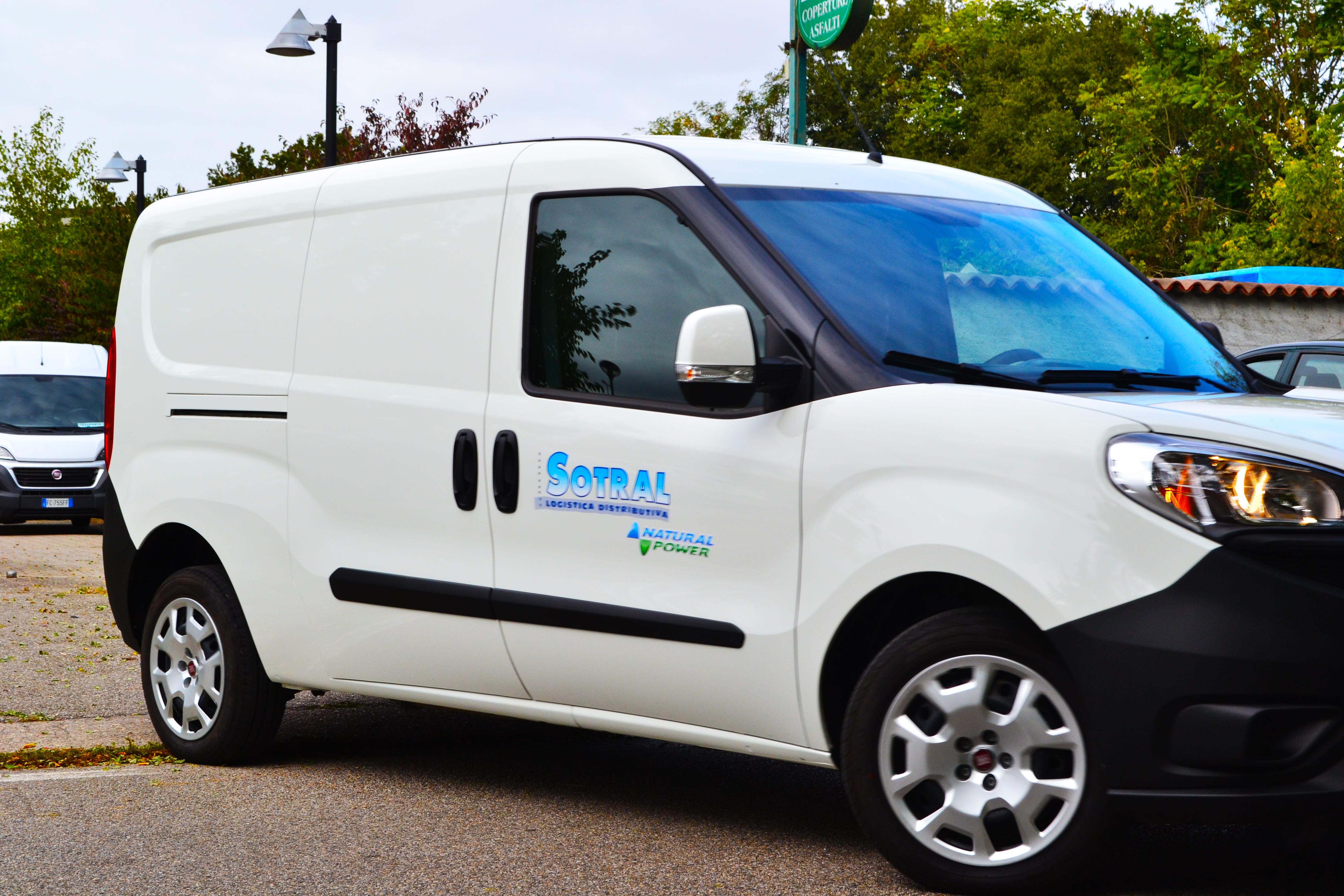 eco-driving Sotral trasporto pasti
