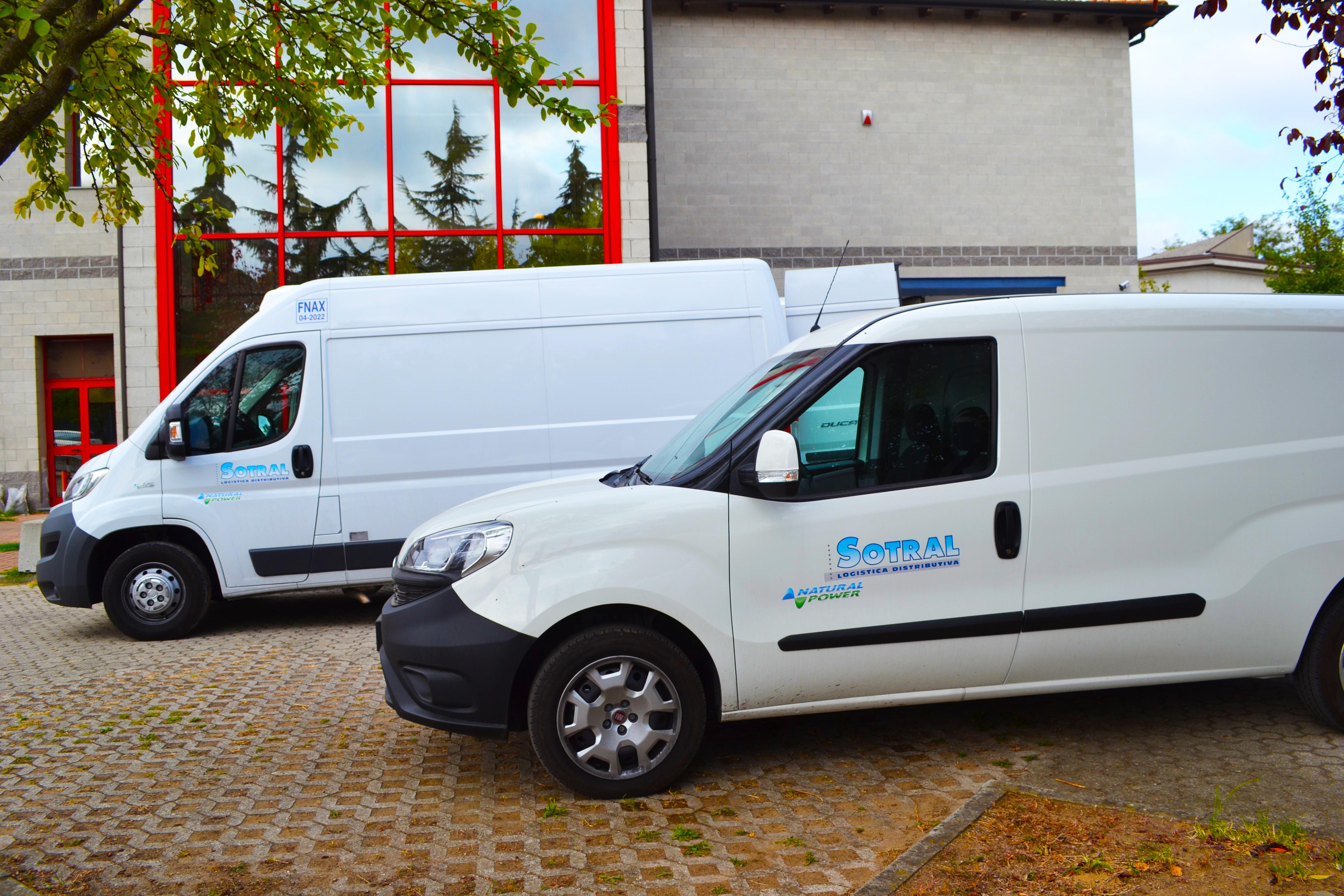 Sotral azienda trasporto pasti automezzi eco driving