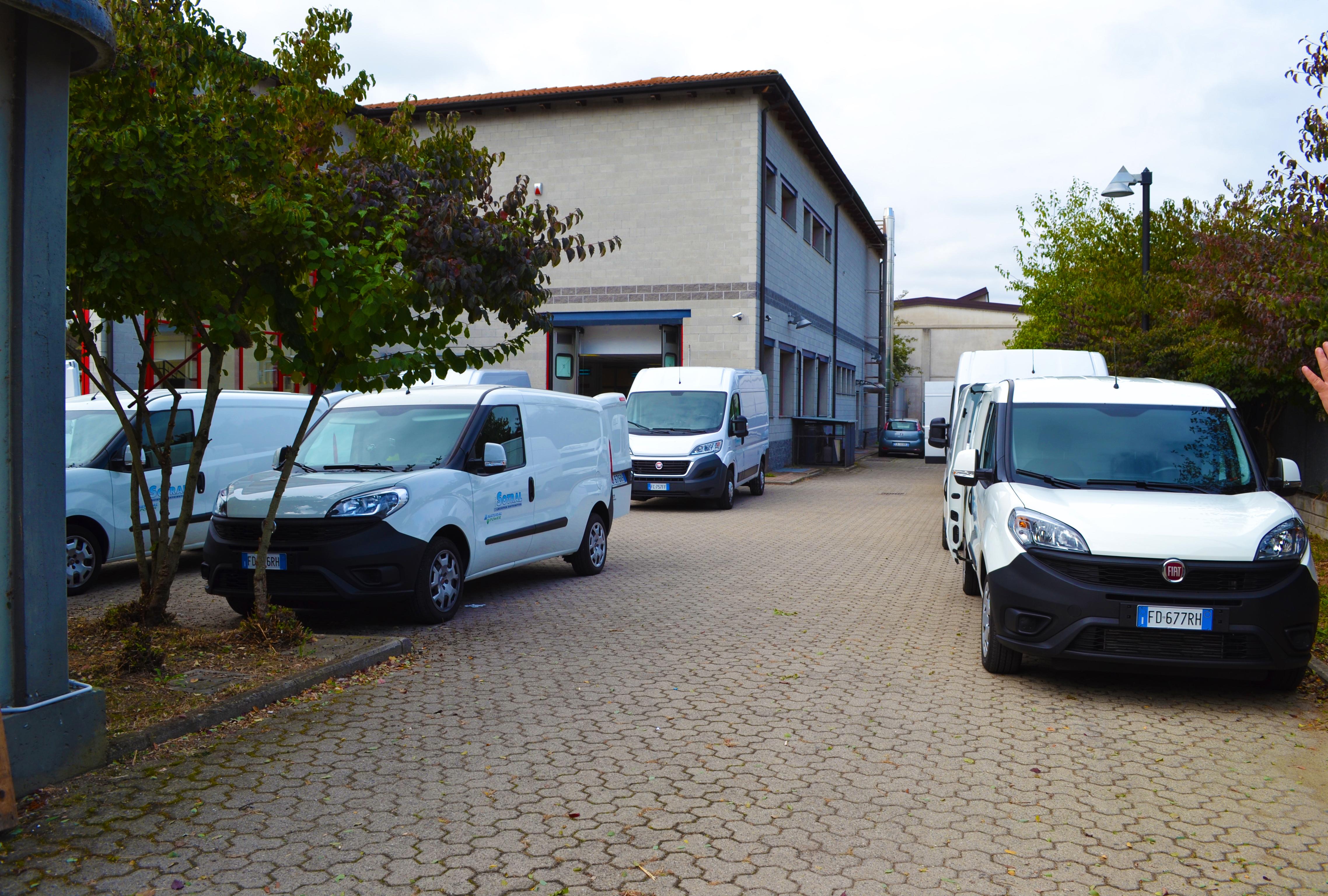 Sotral azienda trasporto pasti automezzi
